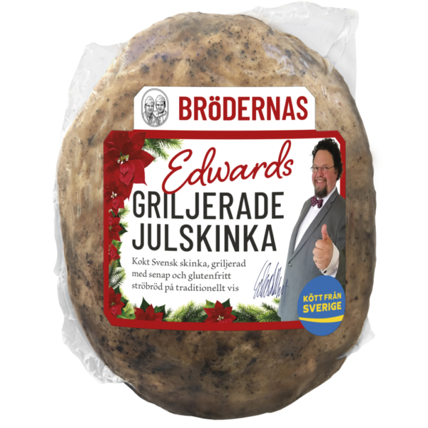 Edwards Griljerade Julskinka